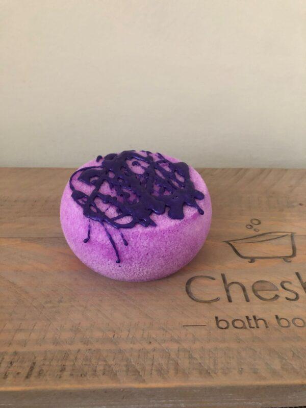 Parma Violet Soap Sponge