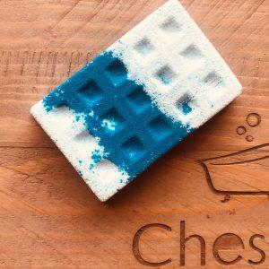 creedance mini waffle bath bomb
