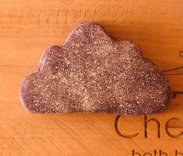 Purple Rain Cloud Bubble Bar
