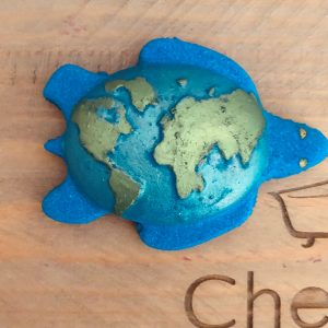 Earth Turtle Bath Bomb