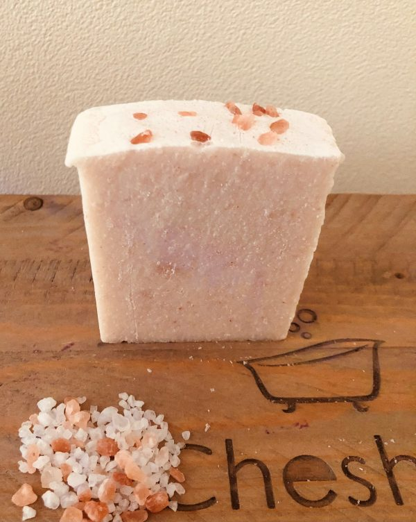 Fragrance Free Salt Bar