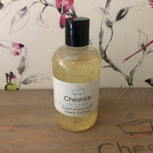 Grapefruit Organic Shampoo