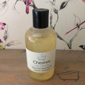 Spearmint Essential Oil Shampoo
